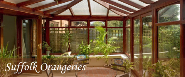 suffolk orangeries